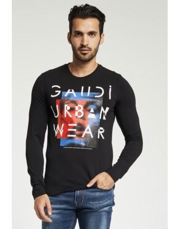 T-shirt con grafica...