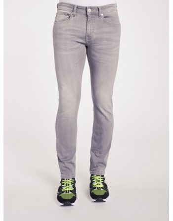 Jeans skinny fit grigi...