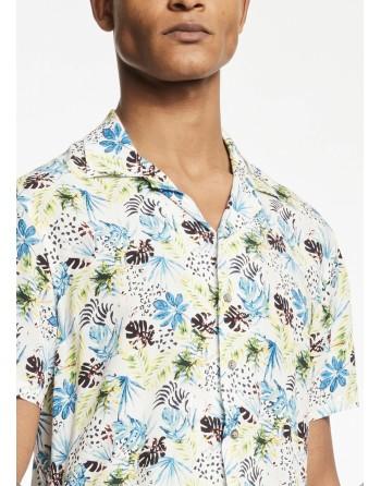 Camicia in viscosa Gaudi...