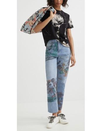T-shirt DESIGUAL Maglietta...