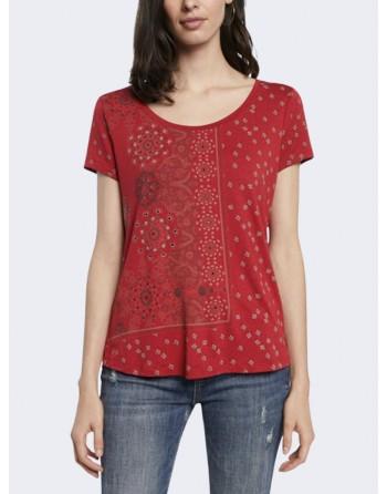 T-shirt DESIGUAL estambul...