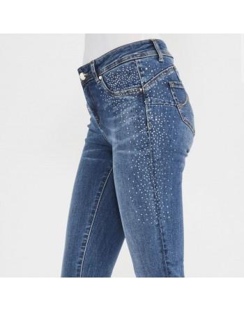 jeans gaudi strass...