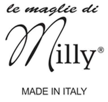 LE MAGLIE DI MILLY